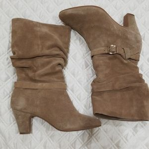 Alex Marie Yarra Suede Boots